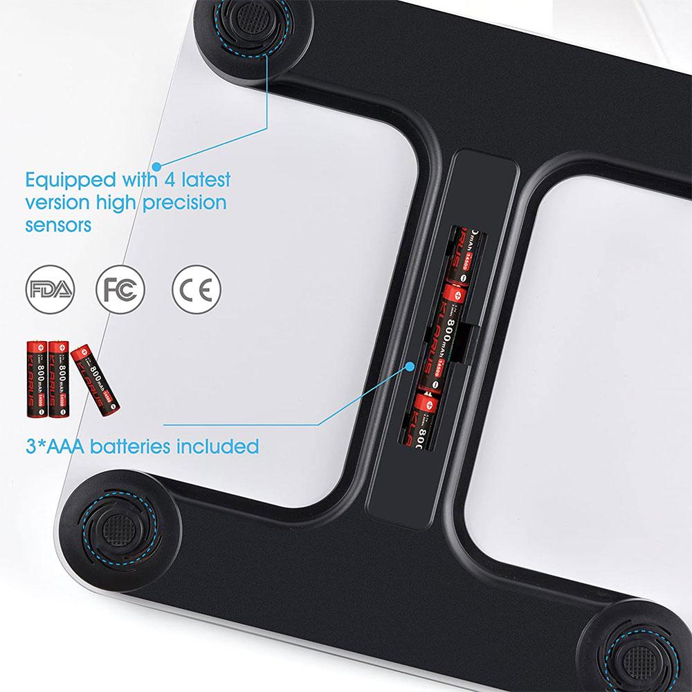 meilleur-Pèse-Personne-Bluetooth-Balance-Salle-de-Bains-topifive