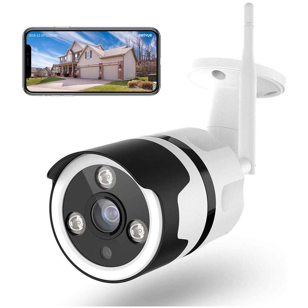 meilleurs-Netvue-Caméra-de-Surveillance-extérieure-1080P-FHD-WiFi-topifive