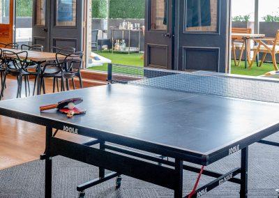 tables de ping pong / tennis de table extérieur