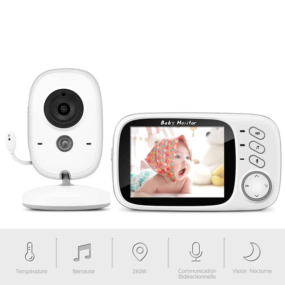 comparateur-BOIFUN-Babyphone-Vidéo-Caméra-Surveillance-Numérique-sans-Fil-topifive