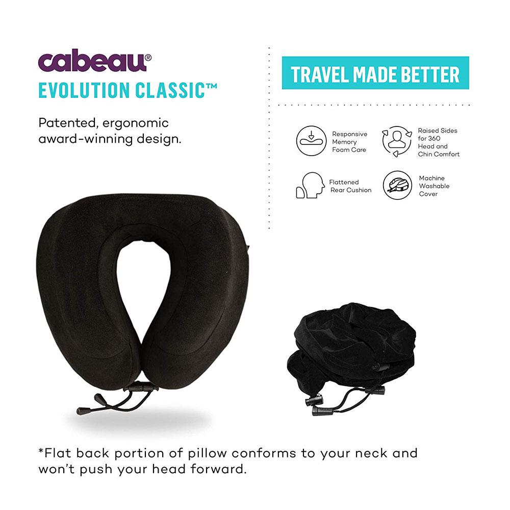comparateur-Cabeau-Evolution-Classic-Memory-Foam-Travel-Neck-Pillow-topifive