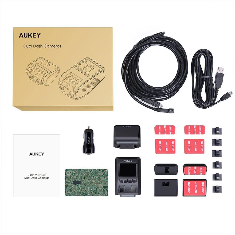 comparatif-AUKEY-Caméra-Embarquée-1080P-Double-Caméra-Voiture-170-Degrés,-Supercondensateur-topifive