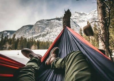 hamacs de camping