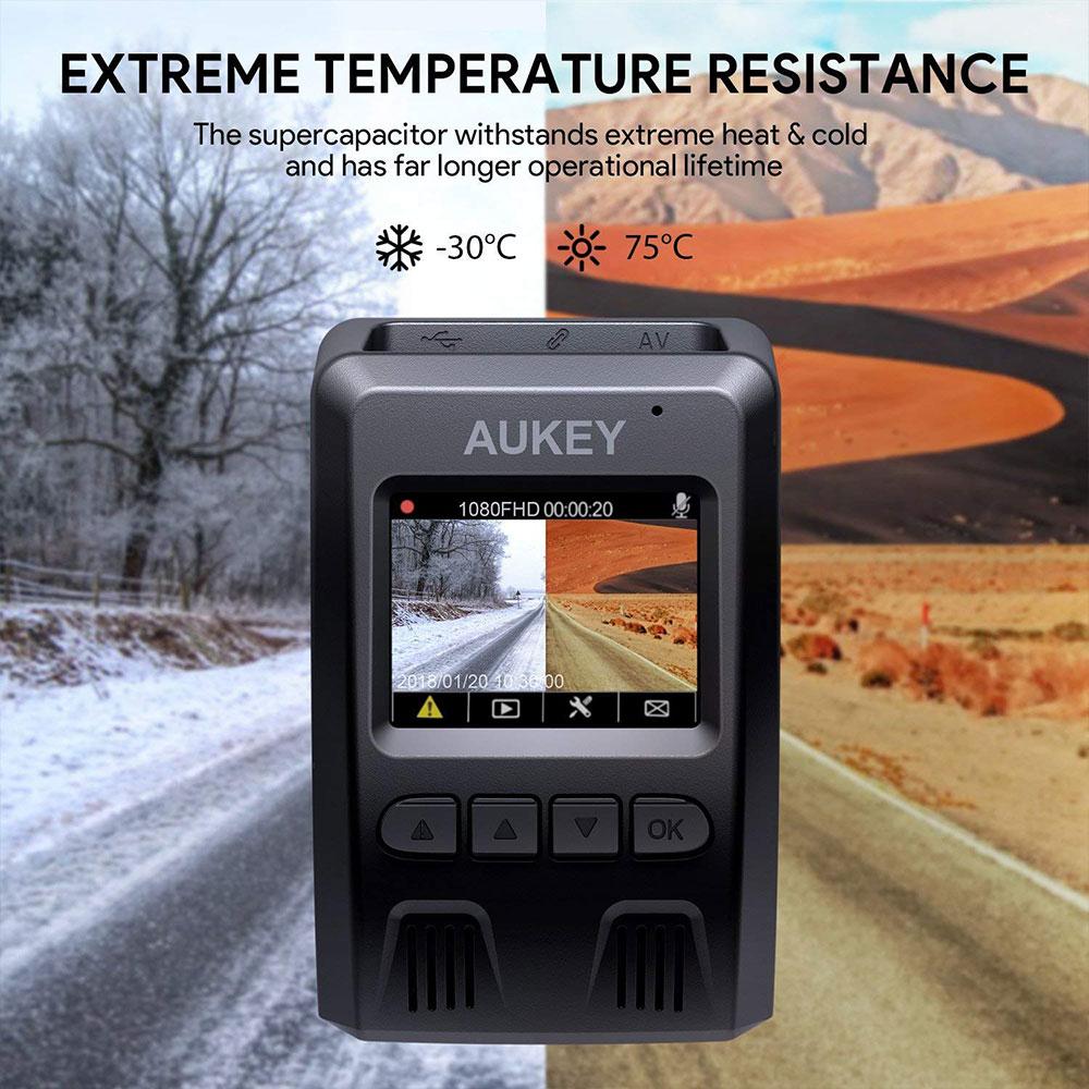 guide-achat-AUKEY-Caméra-Embarquée-1080P-Double-Caméra-Voiture-170-Degrés,-Supercondensateur-topifive