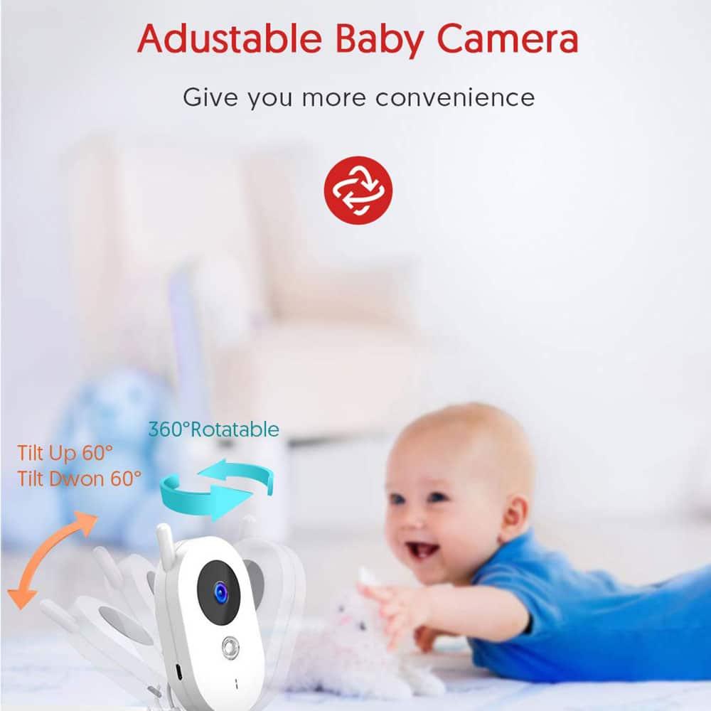 meilleur-Victure-Babyphone-Caméra-Moniteur-topifive