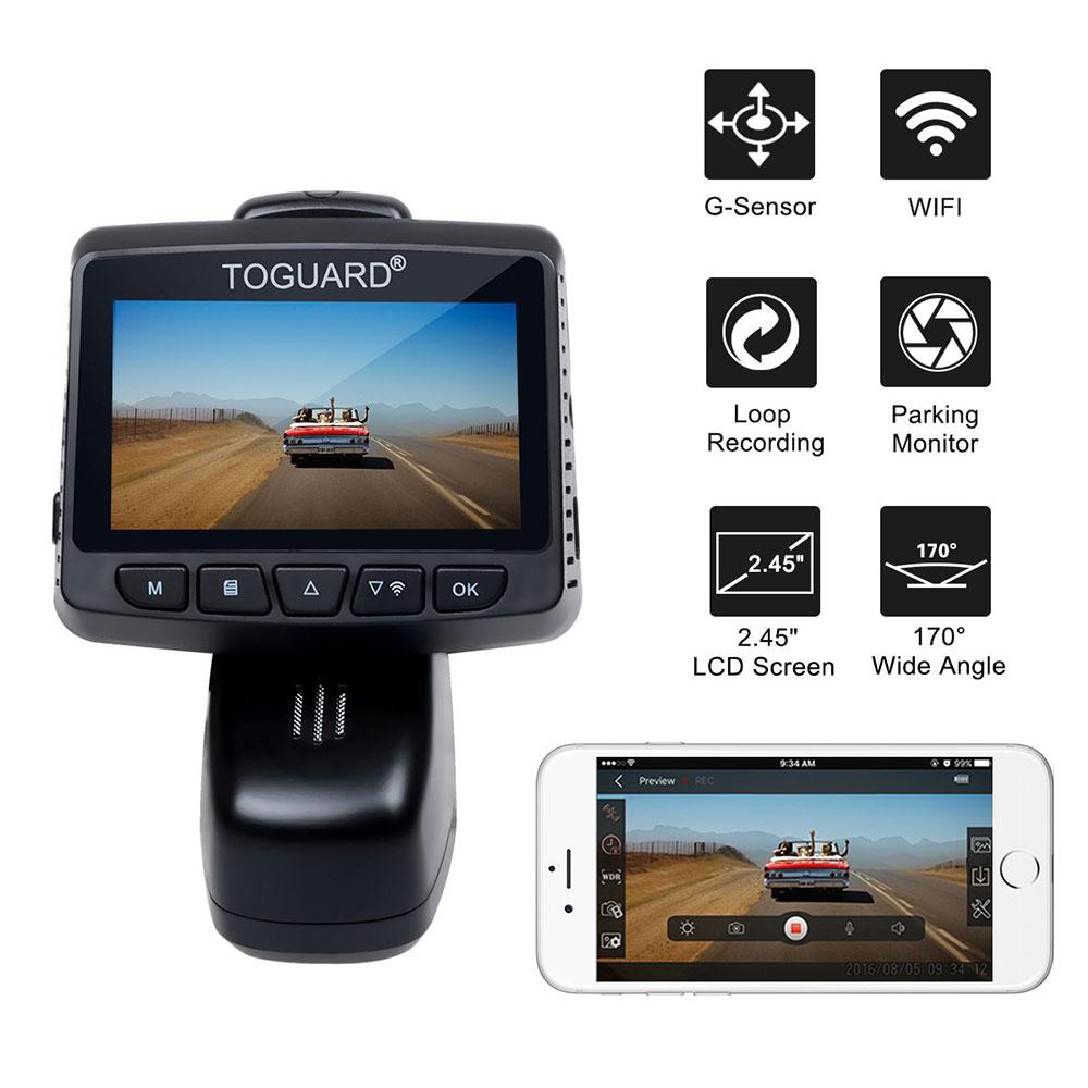 meilleure-TOGUARD-Caméra-de-Voiture-GPS-WiFi-Grand-Angle-de-170°-Caméra-Embarquée-topifive