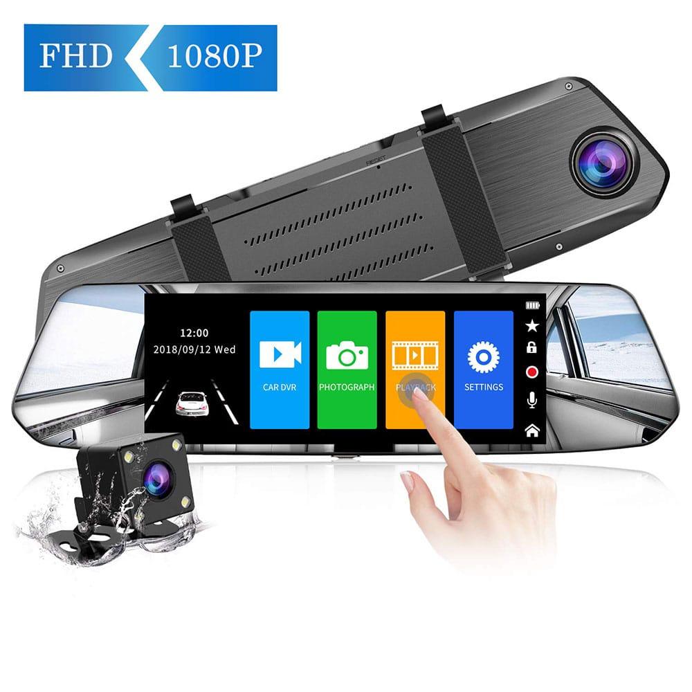 top5-CHORTAU-Dashcam-Voiture-Rétroviseur-Écran-Tactile-de-7-Pouces-Full-HD-1080P-topifive
