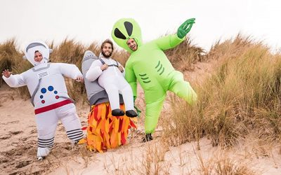 costumes & déguisements gonflables